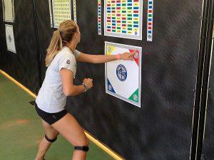 Entrenamiento visual en deporte con S.V.T.A.
