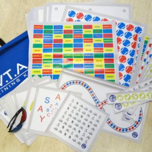 Kit S.V.T.A. para entrenamiento de tus ojos