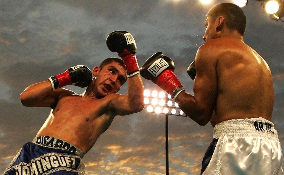 La integración visual motora en deportes de lucha