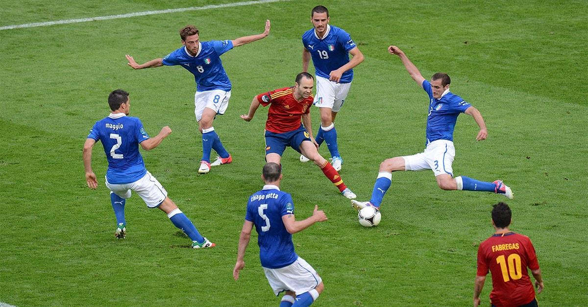 La consciencia periférica en el fútbol