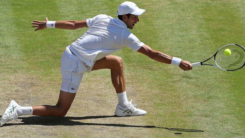 Cuál es tu cadera dominante para el tenis