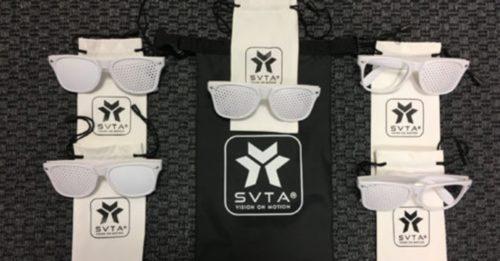 Gafas estenopeicas SVTA