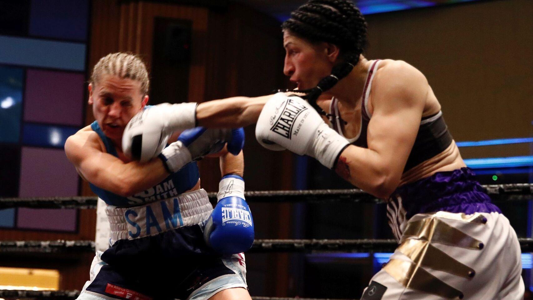 Boxeo: distancia y timing